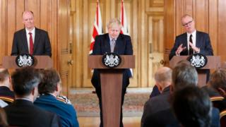 Coronavirus: Boris Johnson set to deliver first daily update
