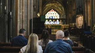 Coronavirus: Church and religious services off across Wales