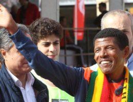 Coronavirus: Gebrselassie donates to Ethiopian fund