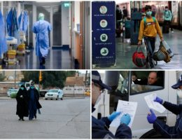 Coronavirus: Italy, Iran and the United States report soaring new death tolls while India introduces 'people's curfew'