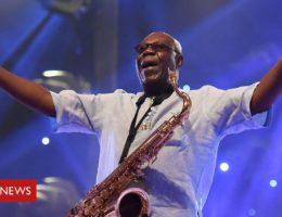 Coronavirus: Jazz legend Manu Dibango dies of Covid-19