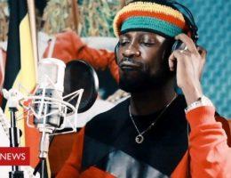 Coronavirus: Pop star MP Bobi Wine sings Covid-19 alert for the world