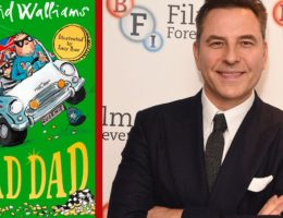 David Walliams 'Bad Dad' Reportedly Being Adapted into Netflix Movie