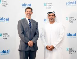 Digital healthcare consultancy Ideal Middle East opens office at Dubai Science Park