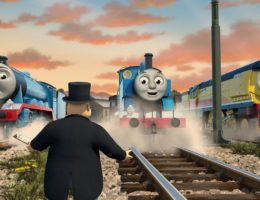 First Batch of 'Thomas The Tank Engine' Titles Arrive on Netflix