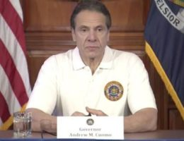 Gov. Cuomo warns New York coronavirus crisis could last months