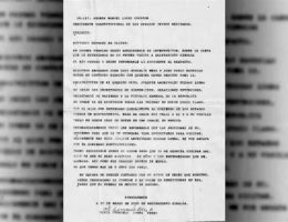 Letter from El Chapo's mother to the Mexican President-She wants her son in a Mexican prison