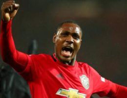 Man Utd: Odion Ighalo on childhood and living his 'dream'
