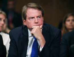 McGahn case to be reheard by DC court after appeal from House Dems