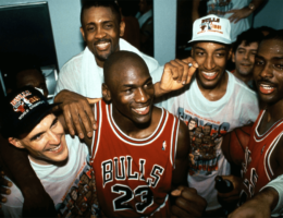 Michael Jordan Documentary 'The Last Dance' Coming to Netflix Internationally in April 2020