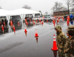 National Guard's coronavirus response grows to nearly 2,000 members in 23 states