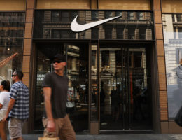 Nike Closes All Stores In United States