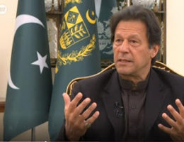 Pakistan Prime Minister: Cannot Afford To Close The Cities To Prevent The Spread Of The Covid-19 Coronavirus