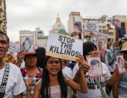 Philippine drug policy could be humane