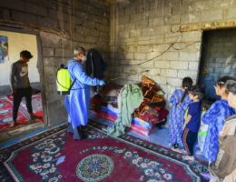 Private prayers and empty funerals: The pandemic is hard on the Middle East faithful