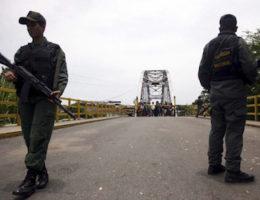 Rastrojos Under Siege at Colombia-Venezuela Border