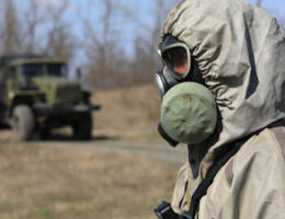 Russian Military Preparing To Fight The Coronavirus Pandemic