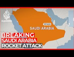 Saudi Forces Intercept Missiles Targeting Riyadh
