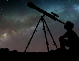 Smart telescope startups vie to fix astronomy's satellite challenge