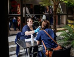 South Africa Declares Disaster as Coronavirus Cases Increase