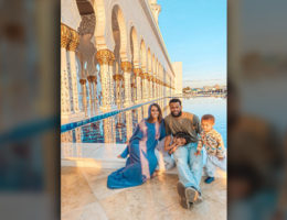 Tennessee family stuck in Middle East returns home