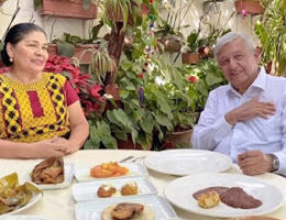 The President of Mexico, Andrés Manuel López Obrador asked the population not to stop their outings
