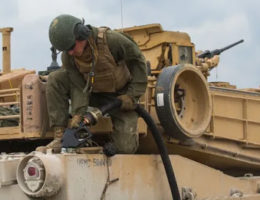 This Is Why The U.S. Marines Are Dumping Their Tanks