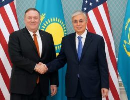 Too little, too late? Washington rediscovers Central Asia