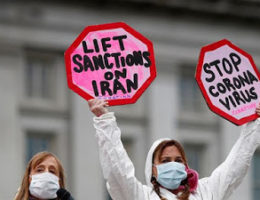 Top Democrats in Congress Want To Ease Sanctions On Iran, Venezuela, And Other Countries Hit Hard By The Pandemic