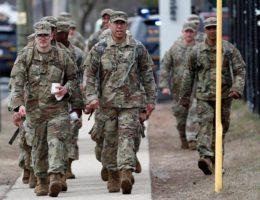 Top National Guard general refutes nationwide coronavirus quarantine rumors