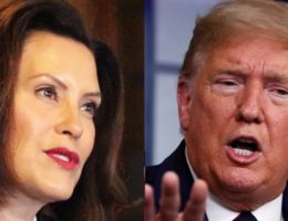 Trump fires back at Michigan's Whitmer, claims Dem governor 'doesn't have a clue'