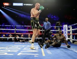 Tyson Fury Vs. Deontay Wilder 3 Might Be Fought In The Middle East