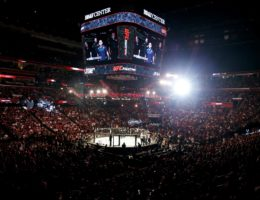 UFC London to be staged in United States amid coronavirus travel restrictions