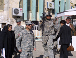 US Beats War Drums in Middle East