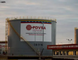 Venezuela Reportedly Selling Oil For Less Than $5 Per Barrel
