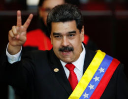 Venezuelan leader Maduro Charged by DOJ for Narco-Terrorism