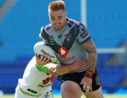 Warriors lose to Raiders on Gold Coast as Storm and Sea Eagles triumph