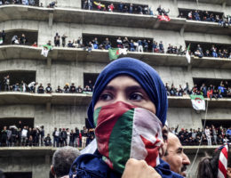 Women in the Middle East North African region pushing back against patriarchy