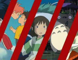 A Beginner's Guide to Studio Ghibli Movies on Netflix