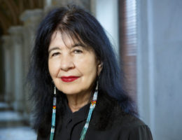 A Q&A with Joy Harjo, poet laureate of the United States