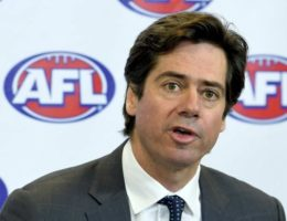 AFL boss confirms membership refunds after McGuire and Jones on-air clash