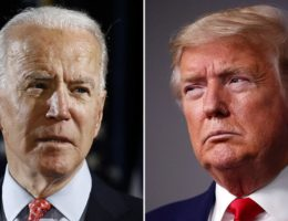 Biden campaign says former VP backs Trump move to limit travel from China