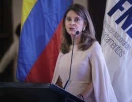 Colombia VP Marta Lucía Ramírez: 'Memo Fantasma is Not My Husband's Associate'