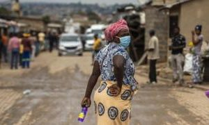 Coronavirus: France racism row over doctors' Africa testing comments