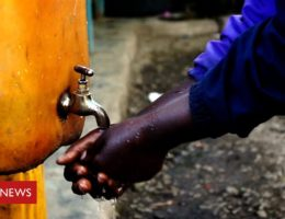 Coronavirus in Africa: How to save water so you can wash your hands