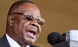 Coronavirus: Malawi president takes 10% pay cut