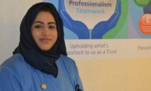 Coronavirus: Nurse Areema Nasreen dies with Covid-19