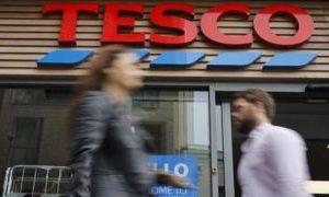Coronavirus: Tesco tells people to visit stores to get food