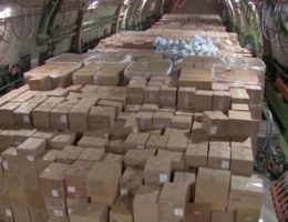 Coronavirus: US buys 60 tons of medical supplies from Russia to fight Covid-19