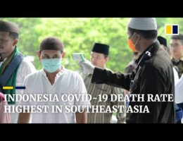Covid-19 Coronavirus Pandemic In Asia -- News Updates April 3-4, 2020